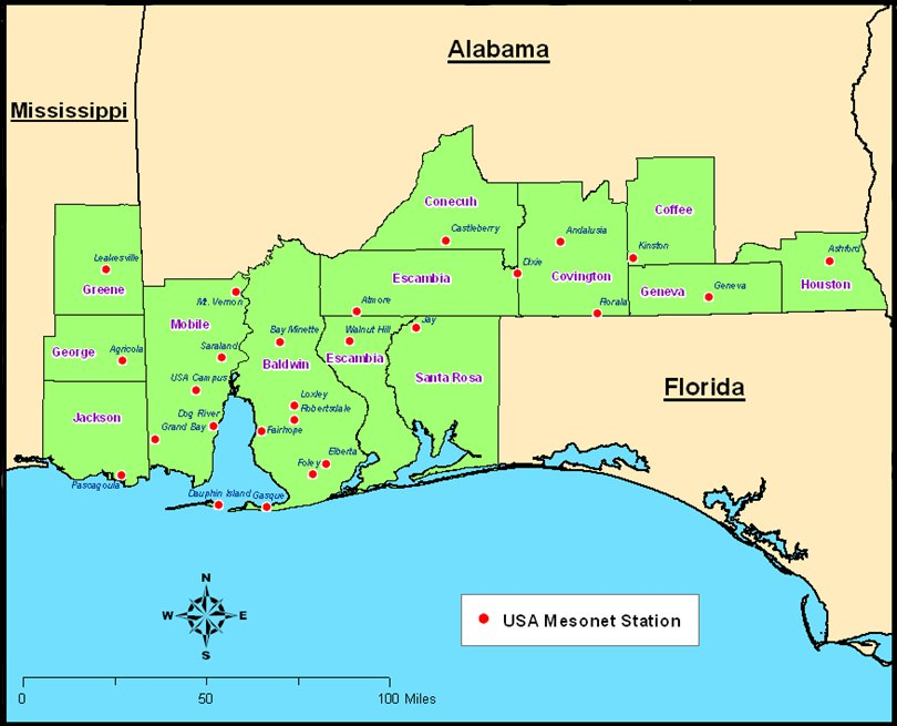South Alabama Map Missouri Map - Map of south mississippi